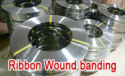 Ribbon Wound Banding