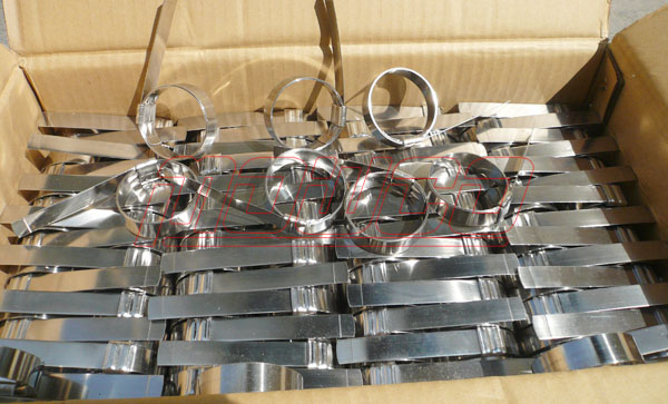 Stainless Steel Preformed Hose Clamps